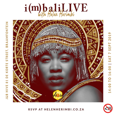 #imbaliLIVE featuring Thandiswa