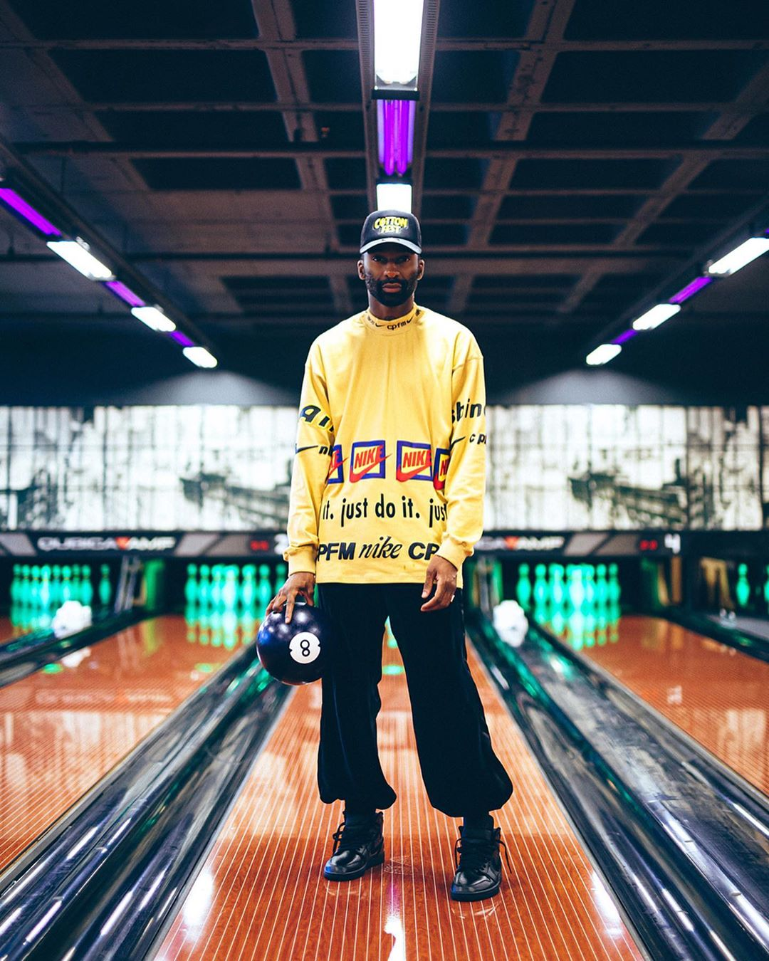 On: The #CottonFest2020 Bowling Invitational