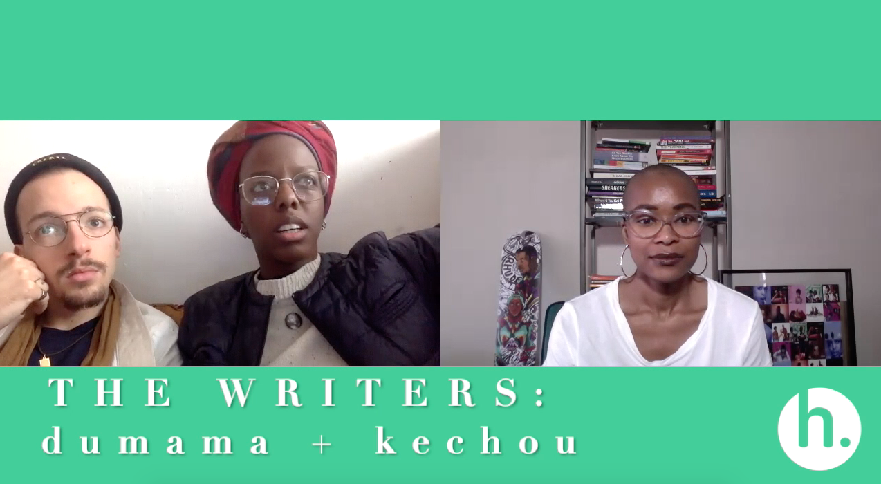 The Writers S02E01: dumama + kechou